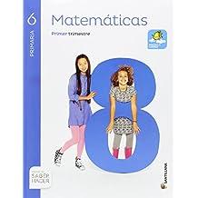 Matematicas 6 Primary Saber Hacer