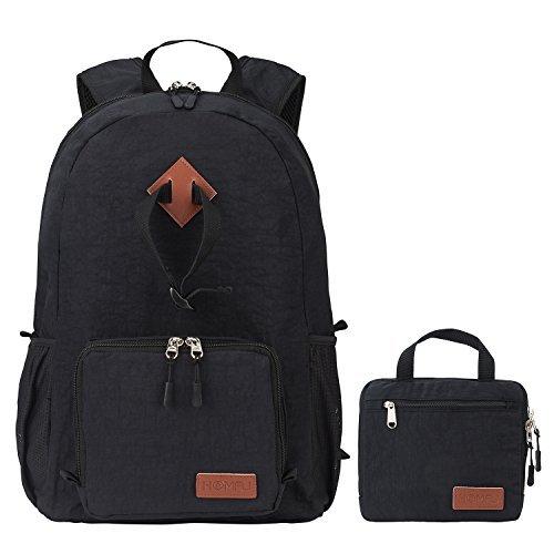 homfu 30L plegable mochilas para viajes plegable mochila para senderismo Camping deportes ligero bolsa de hombro