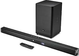 JBL Bar 2.1 Channel Soundbar with Wireless Subwoofer