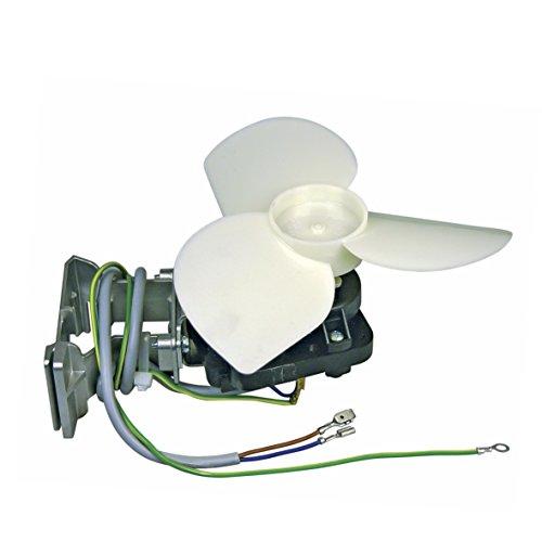 Ventilator Kühlgebläse Geräteventilator Gefriergerätelüfter Kompressorventilator Kompressor Kühlschrank Kühlgerät Kühlautomat Original Liebherr 9870757 fkdv37 tgsd37 uksd43