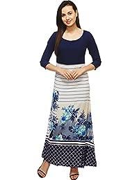 Adyuth Women Crepe Dress