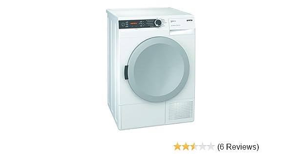 Gorenje d 8666 n kondenstrockner fl a 8 kg weiß