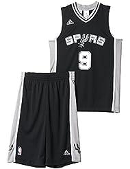 Adidas Basket Garçon Kit Spurs de San Antonio équipement