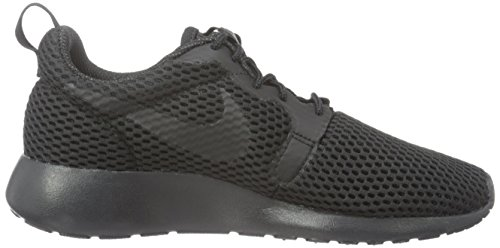 Nike Damen W Roshe One Hyp Br Sneakers Schwarz (001 Black/Black-Cool Grey)