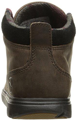 Emerica Wino Cruiser Hlt X Eswic, Chaussures de Skateboard Homme Marron (Brown Black 201)