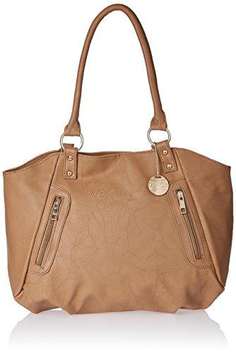 Venicce Women's Shoulder Bag (Khaki) (VN137)