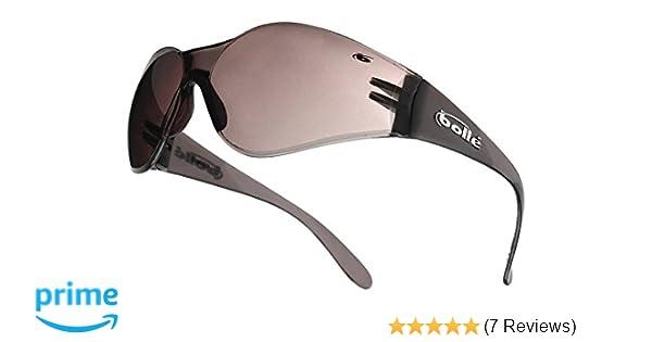 Bolle Rush RUSHPSF Safety Glasses Smoke Lenses