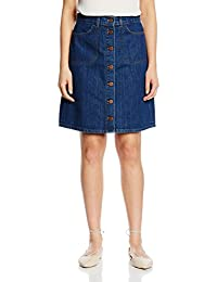 French Connection Mia Denim - Falda Mujer