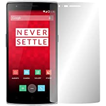 """2 x Slabo protector de pantalla OnePlus One lámina protectora de pantalla lámina protectora """"Ultra Transparente"""" invisible MADE IN GERMANY"""