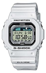 Reloj de caballero CASIO G-Shock GLX-5600-7ER de cuarzo, correa de caucho color blanco de Casio