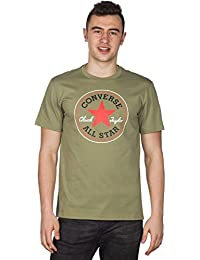 Converse Herren Core Seasonal Cp Tee T-Shirt