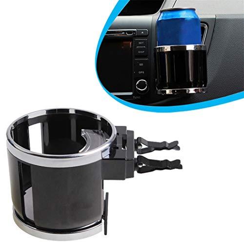 Auto Getränk Clip-on Halter Auto Air Vent Cup Mount Softdrink Wasser Kaffeeflascheneinsatz mit Größe anpassen für Fahrzeug Automobil -