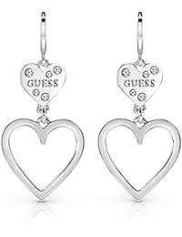 orecchini donna gioielli Guess Heart In Heart trendy cod. UBE84000