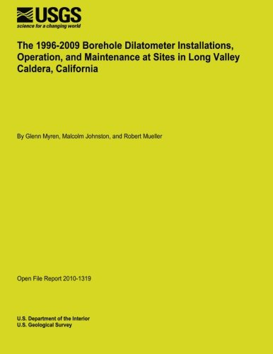 The 1996-2009 Borehole Dilatometer Installations, Operation, and Maintenance at Sites in Long Valley Caldera, California