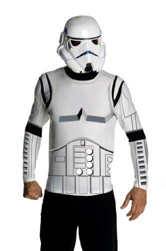 Unbekannt Kostüm Stormtrooper Star Wars? Erwachsene-XL - Wars Stormtrooper Star Kostüme