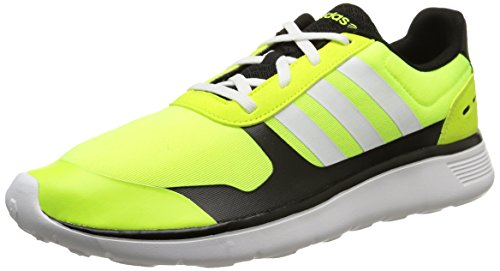Adidas - Lite Runner - , homme multicolore (Solar Yellow/Ftwr White/Core Black)
