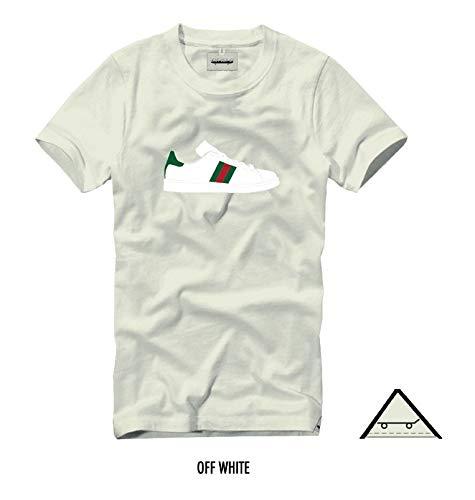 T-Shirt S Bianca Gucci (Donna)