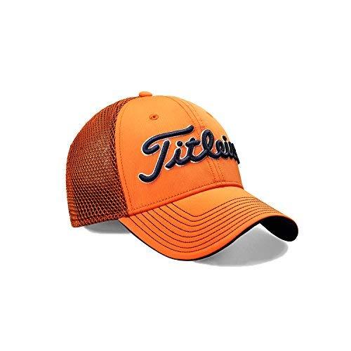 Titleist Golf Casquettes (Two-Tone Mesh) (Two-Tone Mesh, Orange, Free)