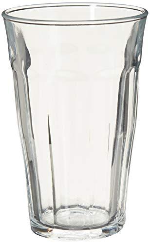Duralex Picardie Wasserglas 500ml, ohne Füllstrich, 6 Stück