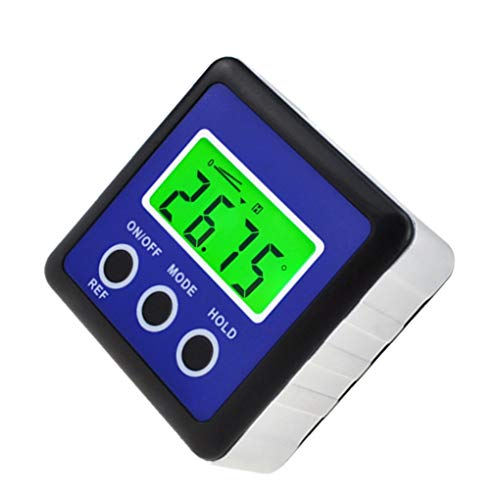 Level Mini Digital Level Inklinometer Winkelmesser Winkelmesser Clinometer DREI Tasten Display Screen Gradienter