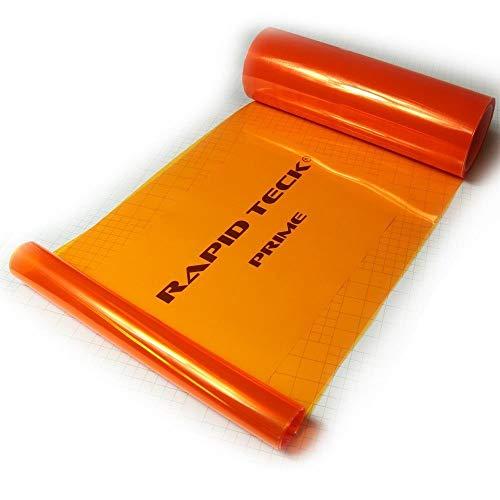 Rapid Teck Scheinwerfer-Tönungsfolie Orange 2 m x 30 cm