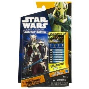 Star Wars General Grievous (2010 Blue Card SL09) (japan import)