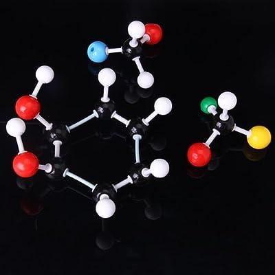 Dcolor Molecular Model Set Kit Allgemeine und Organische Chemie von Dcolor