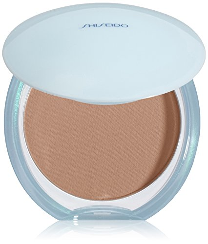 Shiseido Pureness Matifying Compact Foundation SPF 15, light ivory, 1er Pack (1 x 11 g) - Ivory Puder
