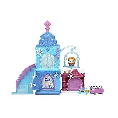 Doorables Playset Fantasy De Frozen, Mini Muñecas Disney para Coleccionar Famosa 700014656 por Famosa