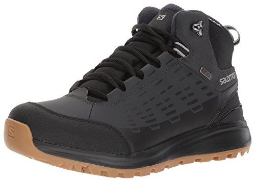 Salomon scarpe invernali Kaipo CS WP 2 390590 nero asfalto Titanum Black / Asphalt / Tita
