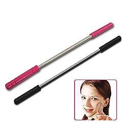 G2PLUS 2 PCS Facial Hair Remover Threading Tools, Epilator Sticks for Men and Women