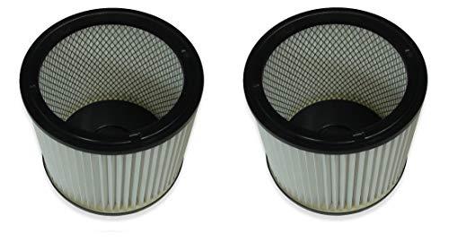 2 waschbare Filter Kallefornia K702A passend für Parkside PNTS 1250 1300 1400 1500 AA1 B1 B2 B3 C1 C3 C4 Filterelement PES