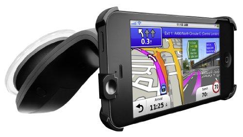 Garmin Streetpilot CarKit inkl. Garmin Streetpilot App Westeuropa für Apple iPhone 5