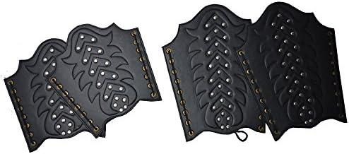 NASIR ALI medievale del braccio Guard Leg Guard set Rievocazione Rievocazione Rievocazione 2 linea argento Button design B07DFJ3SM8 Parent | Forte calore e resistenza al calore  | Alta sicurezza  | Materiale preferito  | Conosciuto per la sua buona qualità  2d0bb1
