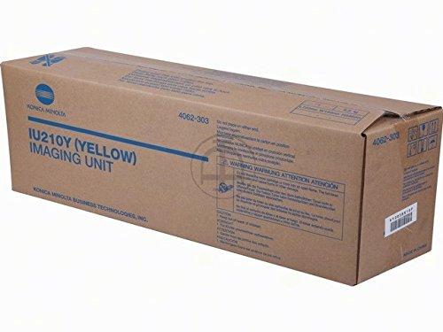 Preisvergleich Produktbild Konica Minolta 4062303 Bizhub C250 OPC-Trommel IU210Y, 45000 Seiten, gelb