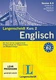 Langenscheidt Kurs 2 Englisch 5.0. Windows 7; Vista; XP; 2000: Der Kurs mit der Langenscheidt-Erfolgsmethode f�r Fortgeschrittene und Wiedereinsteiger Bild