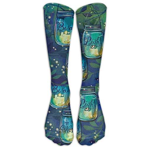 Be A Light Garden Flag Inspirational CandlesCompression Socks For Women And Men - Best Medical, Nursing, Travel & Flight Socks - Running Fitness