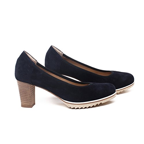 Calpierre  Db650-5056, Damen Pumps Blau