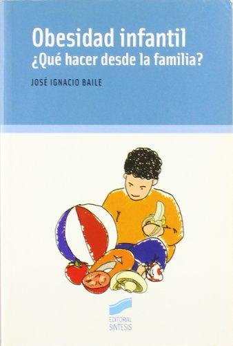 Obesidad infantil (Niños, adolescentes, padres)