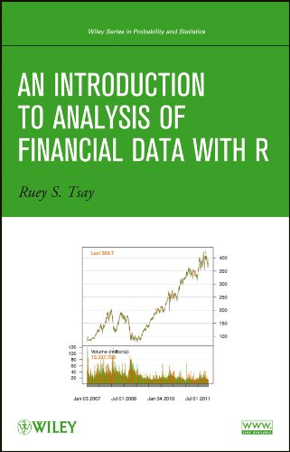 An Introduction to Analysis of Financial Data with R (Wiley Series in Probability and Statistics)