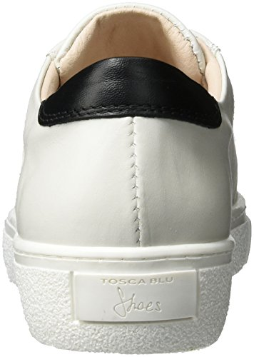 Tosca Blu Damen Gin Tonic Sneaker Weiß (Bianco)
