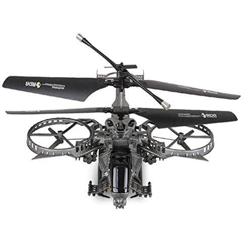 LABULA RC Hubschrauber, RC Helikopter Mit LED-Licht,RC Helikopter Indoor Mit Gyro Und LED Lichtern 3,5 Kanäle Fernbedienung Hubschrauber Mikro RC Hubschrauber Für Kinder Und Erwachsene