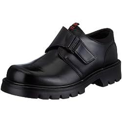 Dockers 115705-005001, Zapatillas para Hombre, Negro, 43 EU