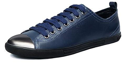 OPP , Chaussures de ville à lacets pour homme - bleu - bleu, 41 EU