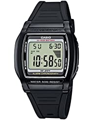 Casio Collection Herren-Armbanduhr Digital Quarz W-201-1AVEF