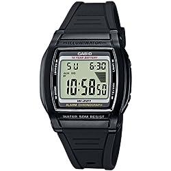 Casio Collection Men's Watch W-201-1AVEF