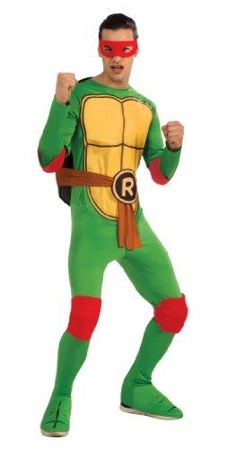 Raphael Ninja Turtles-Kostüm für Erwachsene (Ninja Kostüme Für Erwachsene)