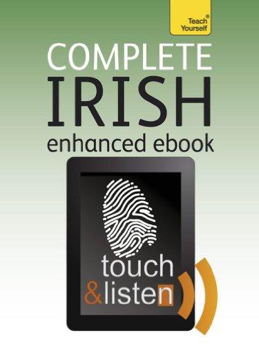 Complete Irish: Teach Yourself: Audio eBook (Teach Yourself Audio eBooks) (English Edition)