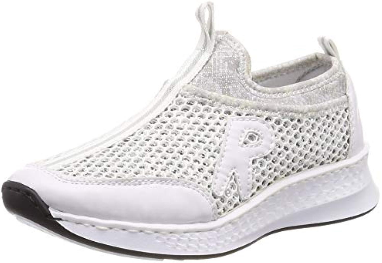 Donna   Uomo Rieker N5654-81, scarpe da ginnastica Infilare Donna Best-seller in tutto il mondo Negozio online davvero | On-line  | Uomini/Donne Scarpa