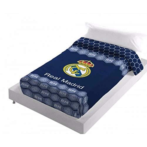 Manterol Manta Vip Real Madrid Estadio Escudo